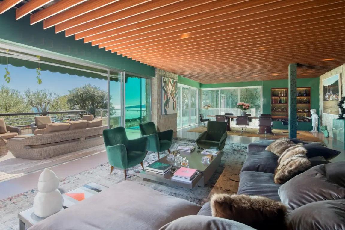 Cap d´ Ail – Contemporary villa at 540 sqm