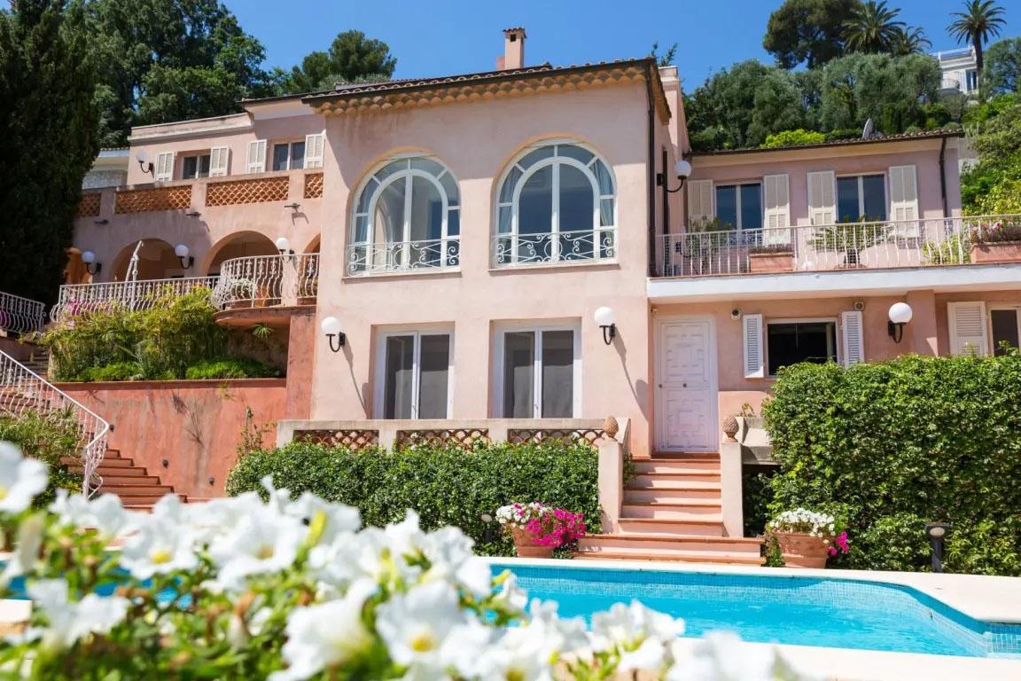 Cap Ferrat – Villa at 456 sqm