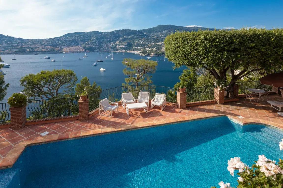 Cap Ferrat – Villa at 300 sqm